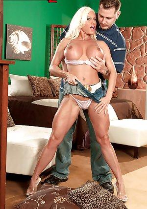 Free Big Tits in Skirt Porn