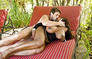 Free Big Tits Kissing Porn