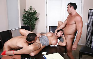 Free Big Tits and Blowjobs Porn
