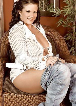 Free Big Tits in Jeans Porn