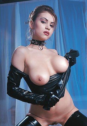 Free Big Tits in Latex Porn