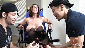 Free Foot Fetish Big Tits Porn