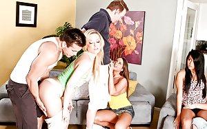 Free Big Tits Party Porn