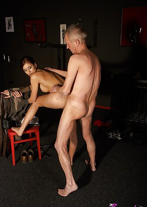 Free Teen and Oldman Porn